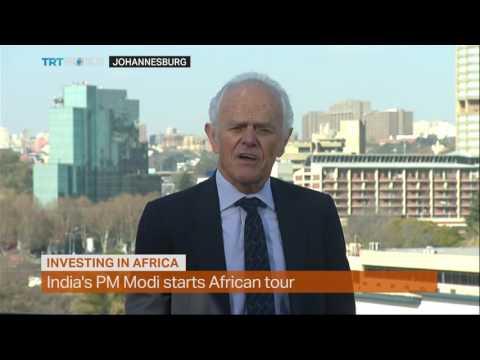 Money Talks: Modi's African tour, interview with Ian Cruickshanks