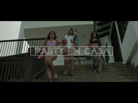 Party En Casa - Ronald El Killa Feat Jowell y Randy  (Trailer Oficial)
