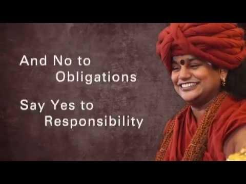 要負責任而不是盡義務 Say Yes to Responsibility and No to Obligation 繁體中文字幕 Traditional Chinese Subtitles - YouTube