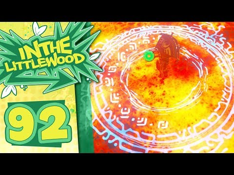 The Legend Of Zelda: Breath Of The Wild - Part 92 - Treading Lava