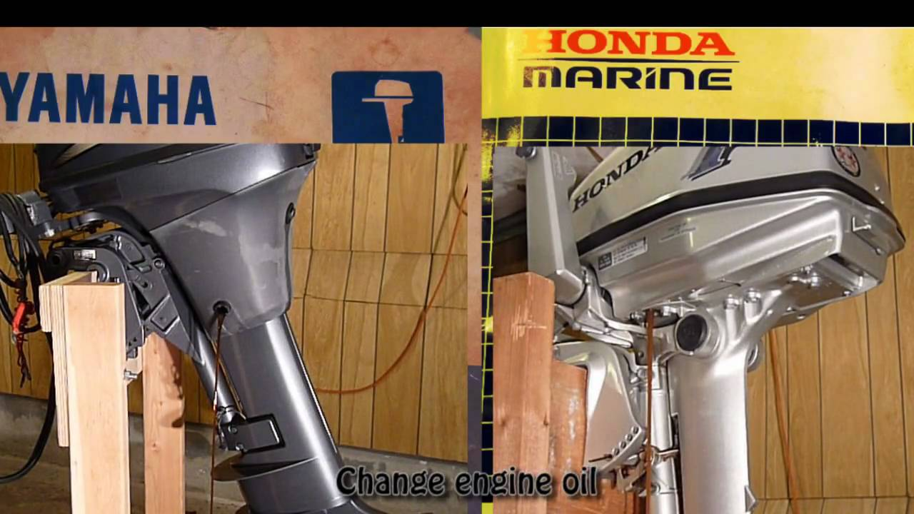 How To Winterize An Outboard Motor 2009 Edition Youtube