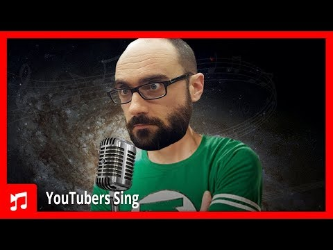 Vsauce Sings The Big Bang Theory Theme Song