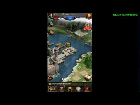 Login Problem Clash Of Kings Start With 30 000 000 Coins 100%