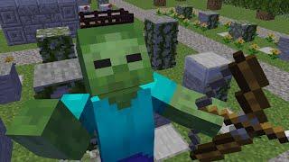 - Zombie Life Season 1 Minecraft Animation