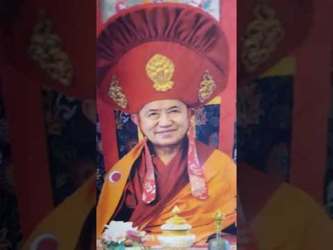 PHOWA  H.E.KYABJE GARCHEN RINPOCHE FOR BENEFIT OF BEINGS 03.12.2016