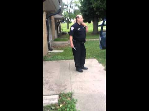 Moving Is Illegal? ID REFUSAL! COP BLOCK! FLEX YOUR RIGHTS!