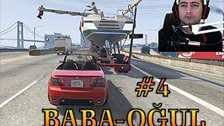 GTA5 dördüncü bölüm BABA OĞUL