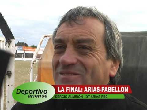 SERGIO ALMIRON - DT AFBC