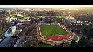 University of Twente Campus by Drone - Enschede thumbnail