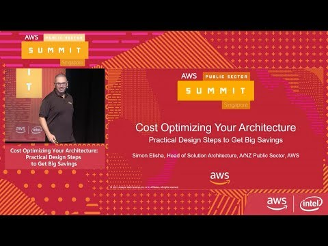 Cost Optimizing Your Architecture: Practical Design Steps for Developer Savings