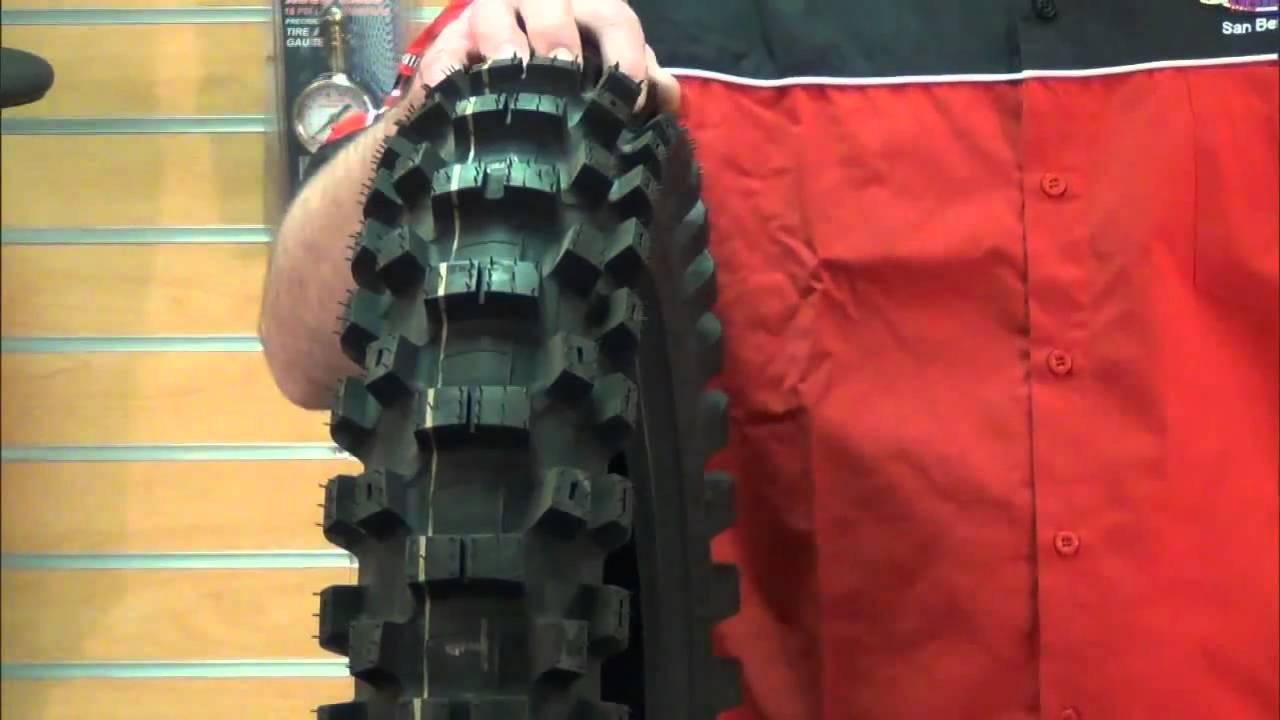 Dunlop Geomax Mx31 Dirt Bike Tire Review Youtube