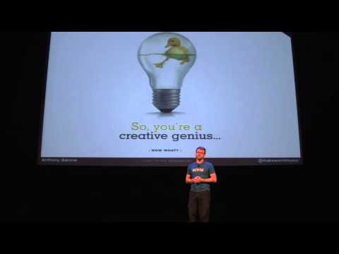 Make Weird Music | Ignite Phoenix #18