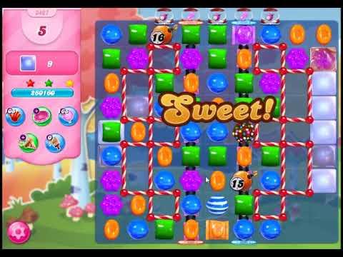 Candy Crush Saga Level 3427 - NO BOOSTERS