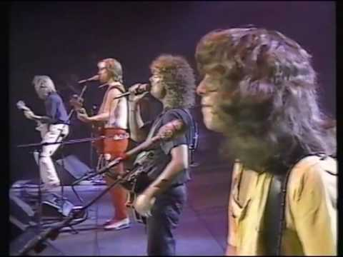 April Wine - Cedar Rapids Iowa (1982  concert)