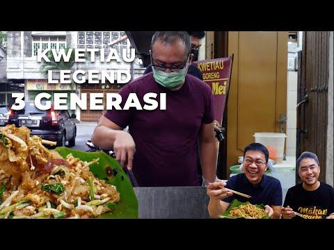 Diajarin Masak sama Owner Kwetiau Legend Cie Mei Andalas Medan