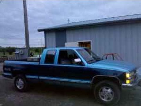 94 Chevy Pick up FOR SALE Help me make up my mind
