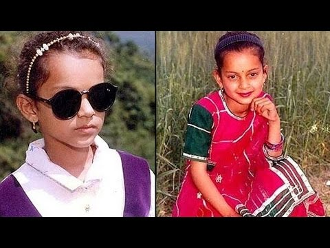 Unseen childhood pictures of Kangana Ranaut Mp3