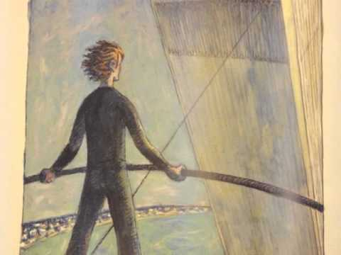 """the man who walked between the Twin tower tightrope walker inspires picture book   """"the man who walked between the towers,"""" is about the tightrope artist,  but petit walked,."""