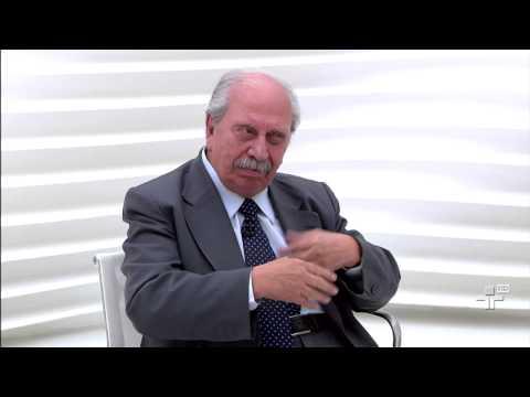 Ex- Ministro do trabalho do governo  João Goulart participa do Roda Viva