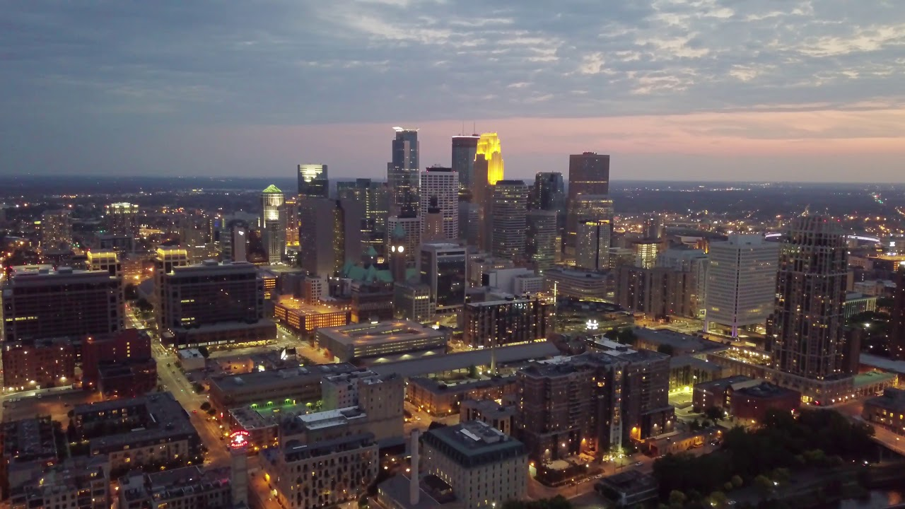Image result for minneapolis aerial photos