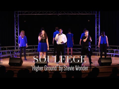 [A CAPPELLA ACADEMY] Soulfege - Higher Ground (Stevie Wonder)