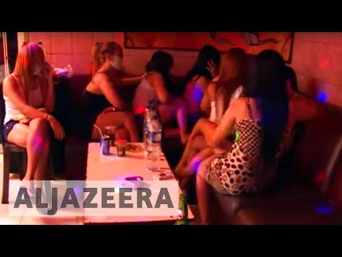Indonesia shuts Jakarta's oldest red light district - YouTube