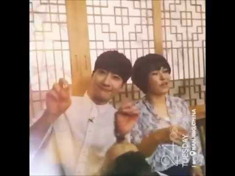 [ENG SUB] 130816 KBS Joy Glitter - Hellovenus Nara & Yooyoung, SUJU-M Zhou Mi CUT from YouTube · Duration:  17 minutes 3 seconds