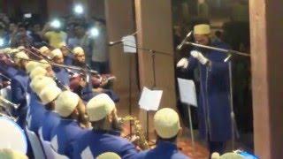 A M U Tarana on westren Music By BOhra Community Students At Strechy Hall AMU Aligarh.