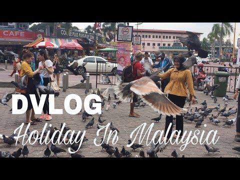Tempat Wisata di Kuala Lumpur yang wajib dikunjungi (Batu Cuves, KLCC)