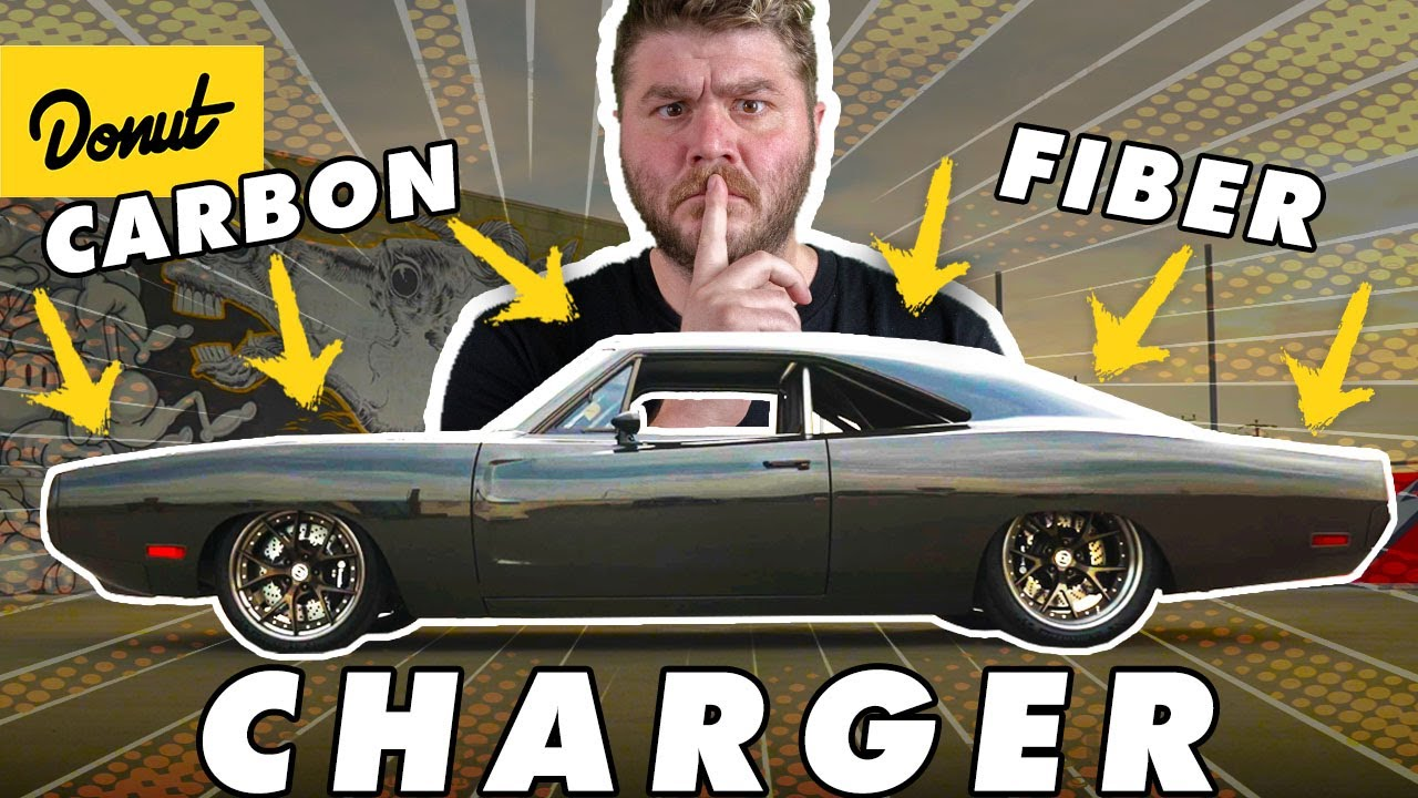 FULL Carbon Fiber 950HP Charger - Everything Inside & Out | Bumper 2 Bumper