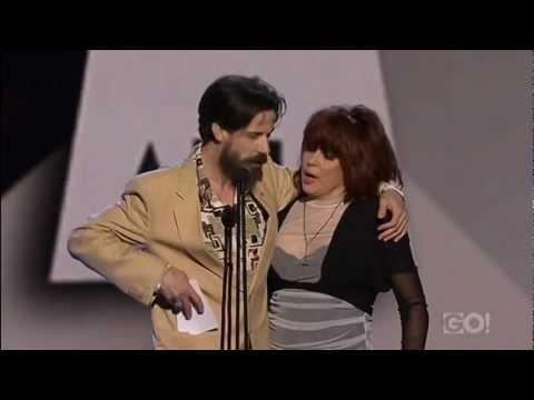 Chrissy Amphlett ARIA Awards 2011