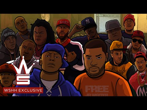 Cassidy Ft. Vado, Fat Trel, Maino, Uncle Murda, Red Cafe, Fred Money & More - Mmm Remix