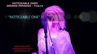 """NOTICEABLE ONES """"Noticeable One"""" Videography JOHN SANTANA DRAMAEYE.CO - Missing Persons"""