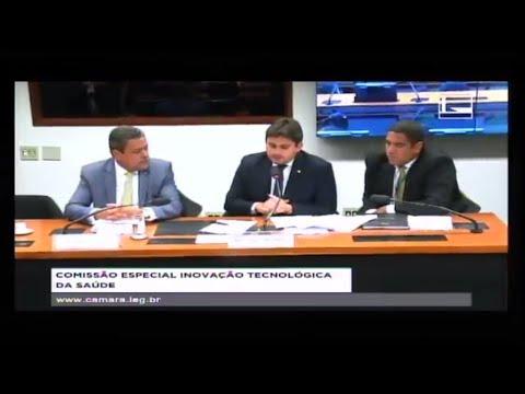 CESP - INOVAÇÃO TECNOLÓGICA DA SAÚDE - Reunião Deliberativa - 24/04/2018 - 17:12