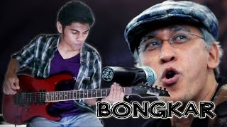 Iwan Fals - Bongkar Versi Rock__Guitar Cover By Mr. JOM