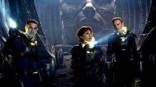 Prometheus - Movie Review