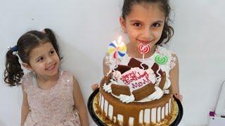 سوار عملت مفاجاة لماما | happy birthday party