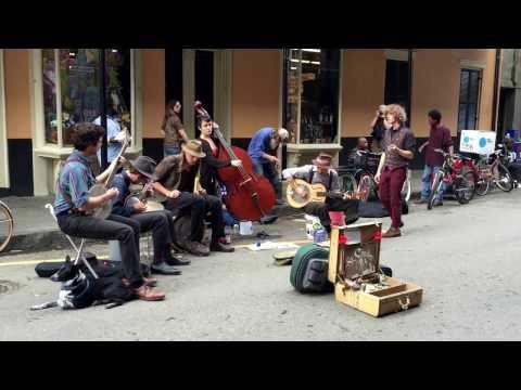 New Orleans Street Musicians