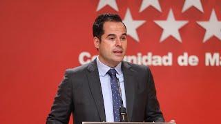 Madrid apoya que CCAA tengan