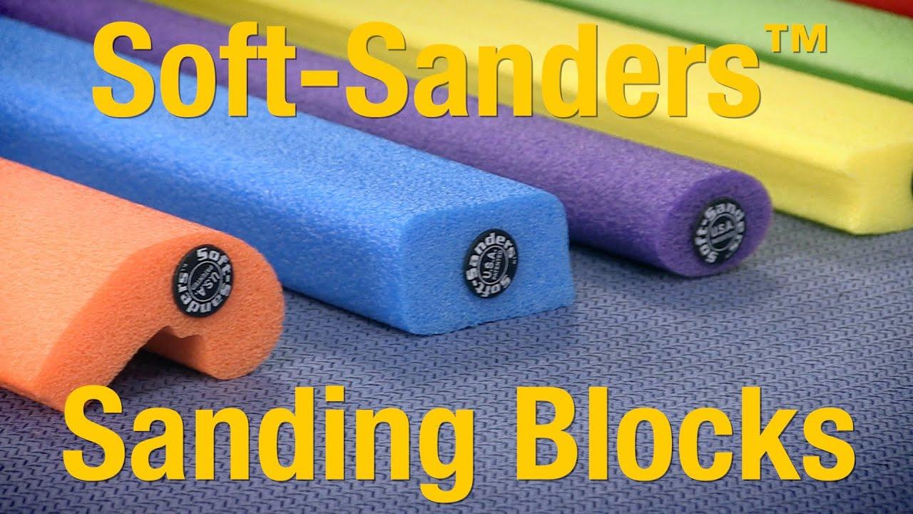 Soft Sanders Sanding Blocks The Future Of Body Work Eastwood Youtube