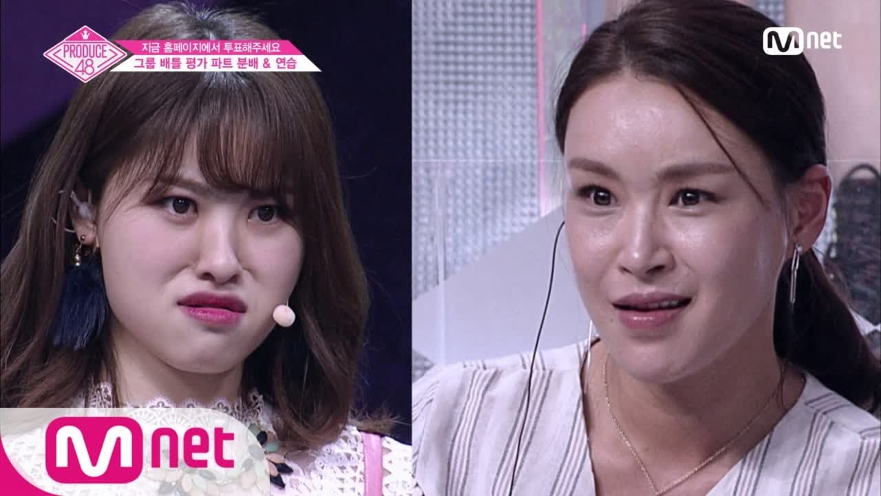 Produce 48' Episode 3: The drama level increases as Mnet's