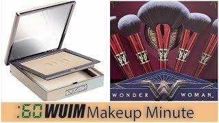 Urban Decay Illuminizer Face POWDER! + LUXIE Wonder Woman Brushes Pre-Sale NOW!