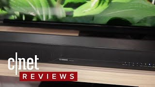 ​Yamaha's YAS-207 sound bar one of the best for the money