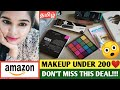 MUST WATCH!! BEST DEALS ON AMAZON MAKEUP | AMAZON MAKEUP HAUL IN TAMIL|MAKEUP SHOPPING HAUL TAMIL|