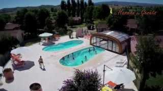 Le Hameau Des Genêts Gîtes Village Vacance en Aveyron 2014