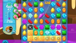 Candy Crush Soda Saga Level 630 - No Boosts