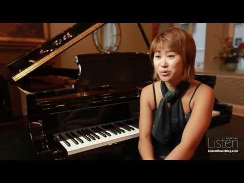 LISTEN magazine interviews pianist Yuja Wang