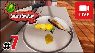 "[Archiwum] Live - Cooking Simulator! (3) - [2/2] - ""Zadowalanie krytyka"""