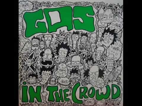Italia Punk anni 90; GAS (Roma) - In the crowd
