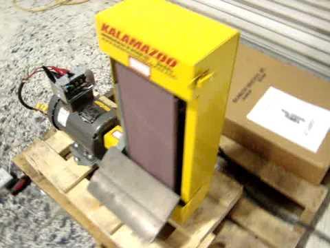 kalamazoo belt grinder. kalamazoo 6\ kalamazoo belt grinder